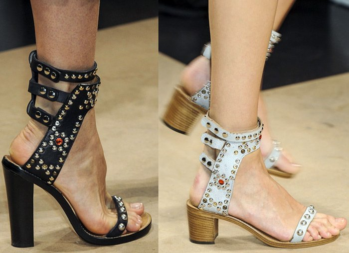 Модная женская обувь коллекция Isabel Marant