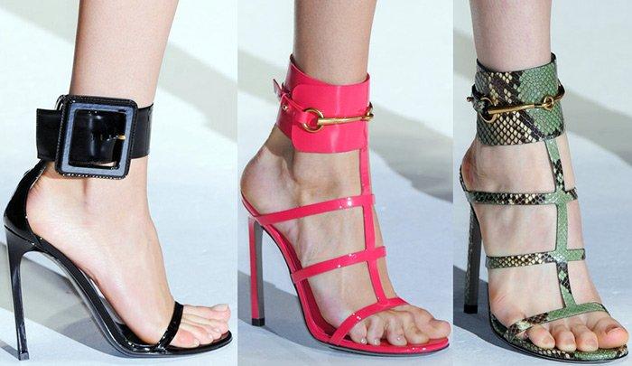 обувь Gucci весна-лето-2013