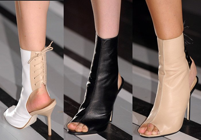 Обувь Victoria Beckham весна–лето 2013 фото