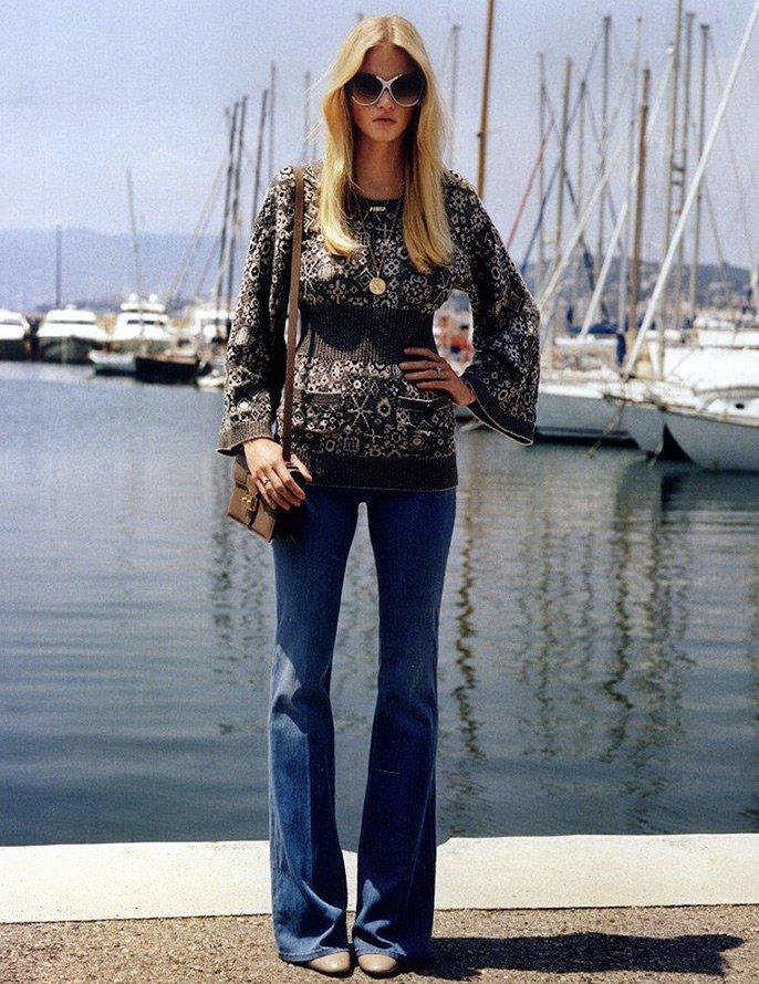 Лара Стоун фото и стиль одежды