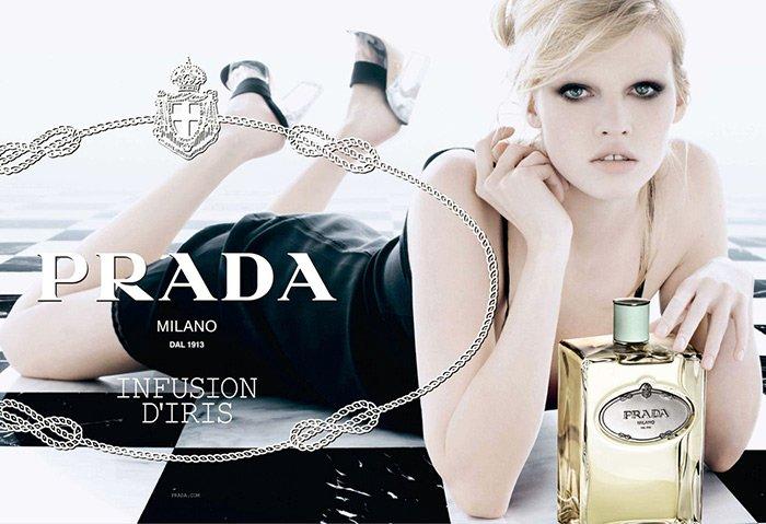 Рекламная компания Prada
