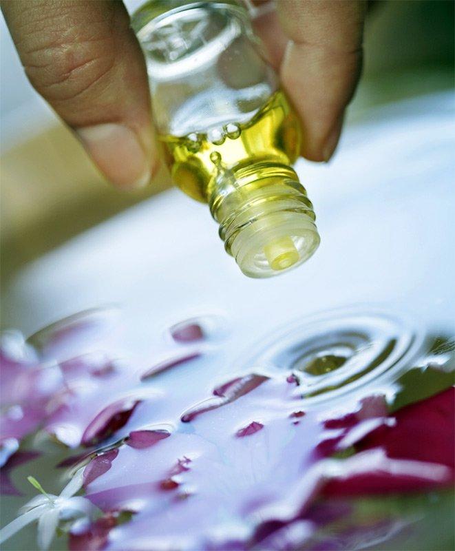 натуральные эфирные масла для СПА