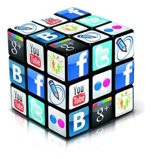 Подписка и дружба в социальных сетях, Вконтакте и ФБ