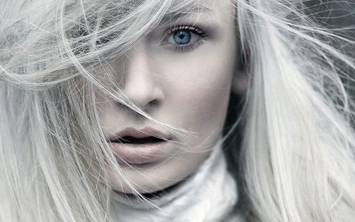 Идеальная девушка фотопортрет