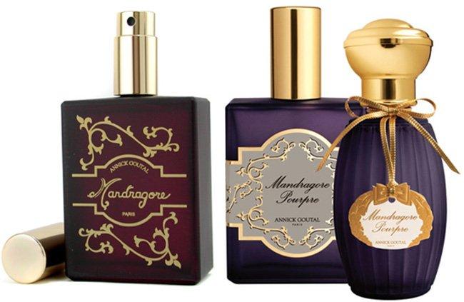 Mandragore парфюмированная вода для женщин