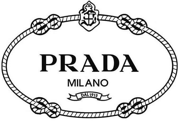 модный бренд Прада Prada