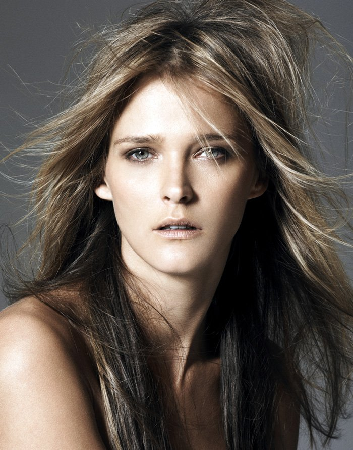 Фотопортрет модели Кармен Касс