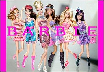 Модная кукла Барби и ее история