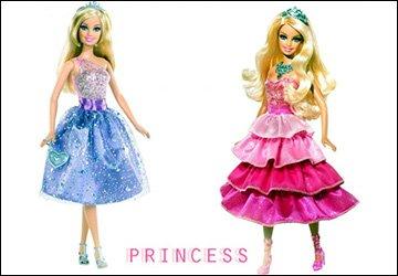 Жизнь и деятельность Принцессы Барби