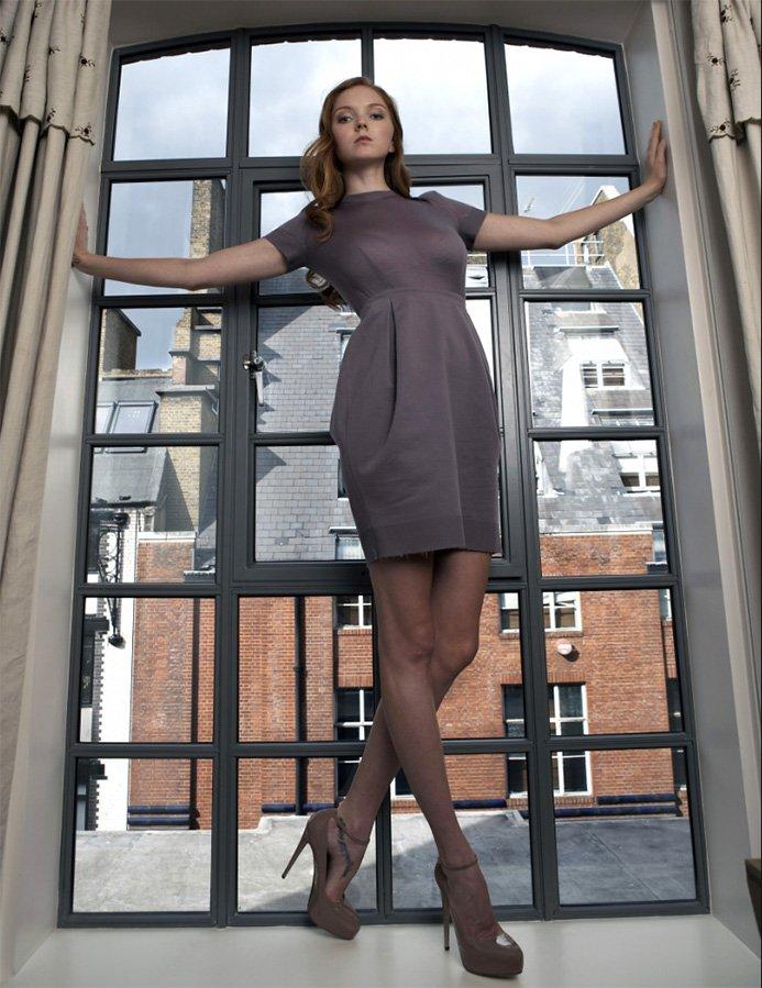 Лили Коул фото модели