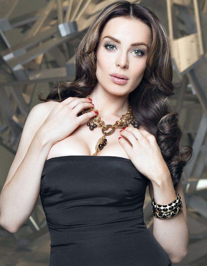 Фото американской модели Йоанны Хаус