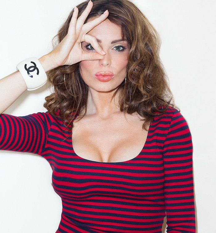 Йоанна Хаус – фото модели