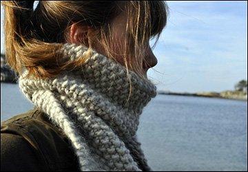 Как купить красивый шарф