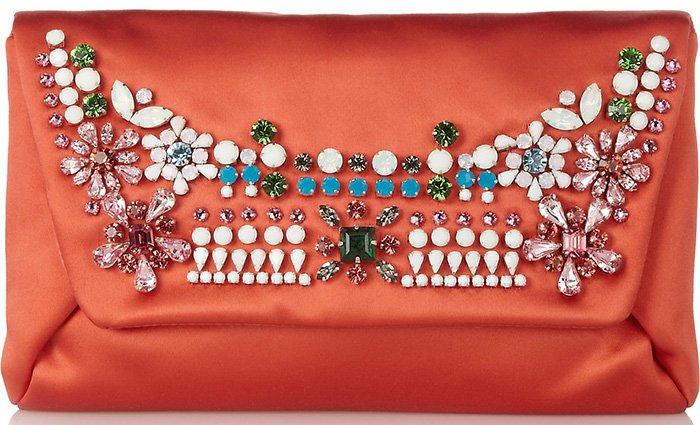 Женская сумочка клатч Lanvin фото