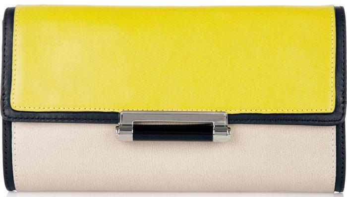клатч из коллекции Diane Von Furstenberg фото