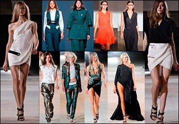Парижская неделя моды. Первые дни