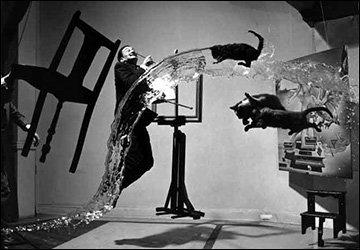 Филипп Халсман – сюрреализм в фото
