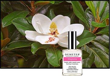 Аромат цветов магнолии в парфюмерии