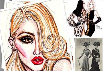Возрождение fashion-иллюстрации