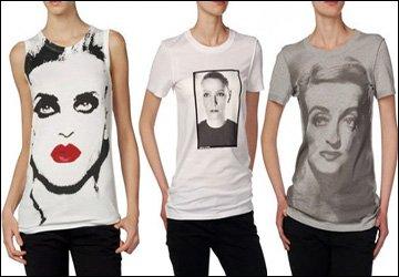 Самые модные и красивые футболки