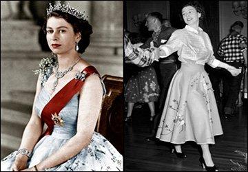 Стиль английской королевы Елизаветы II