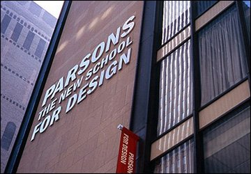 Школа дизайна Parsons и Fusion Fashion Show