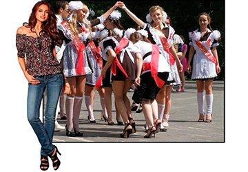 Сравнение Ирины Шейк с другими девушками