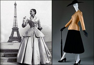Christian Dior New Look 1947