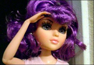Прически и парики для кукол