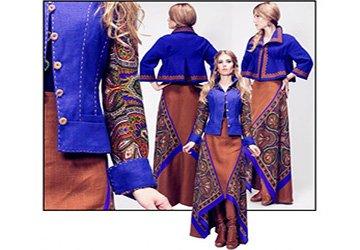 Дом русской одежды - коллекция в деталях