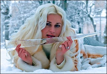 Зимняя косметика и уход за кожей зимой