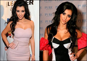Ким Кардашьян и ее таланты