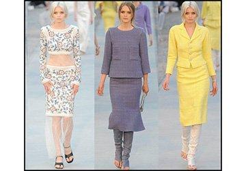 Мода 2012 - что носить в сезоне осень-зима