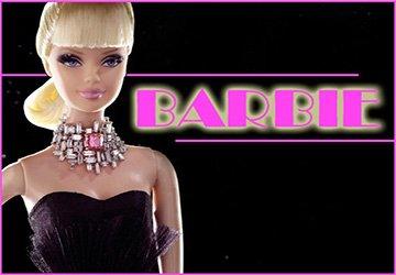 Макияж Барби