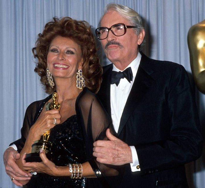 Вручение премии Оскара