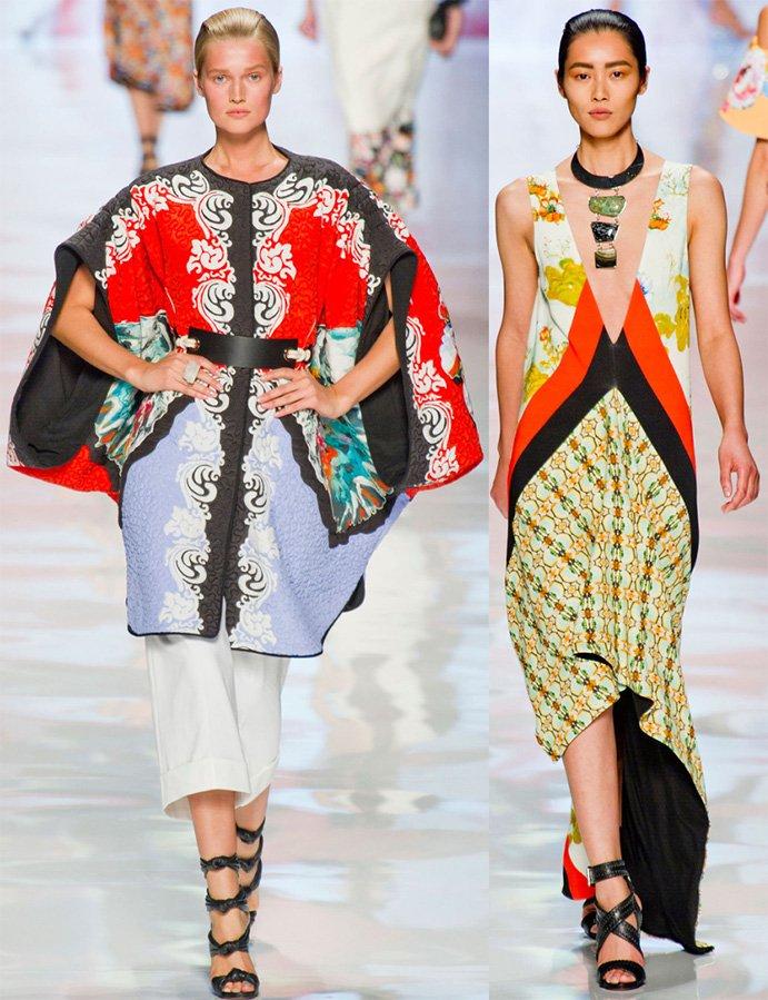 Модная одежда из коллекций бренда Этро