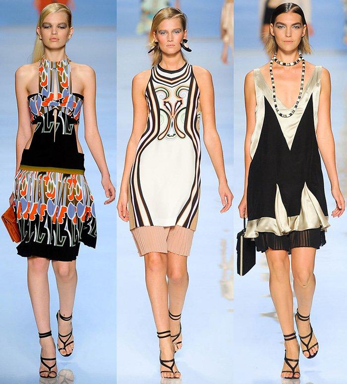 Платья итальянского Дома моды Этро фото