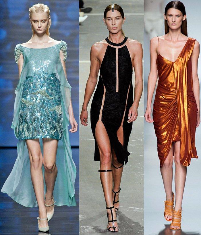 3daca82a12d Модные платья весна-лето 2013
