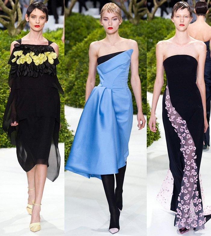 Модные платья весна-лето 2013, фото платьев