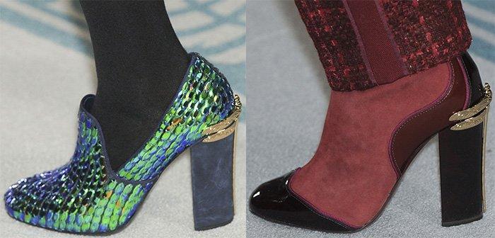 женская обувь бренда Tory Burch фото