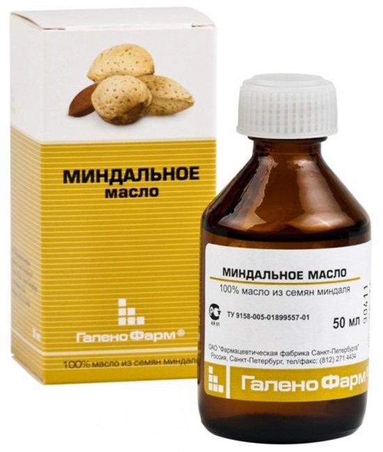 Миндальное масло для кожи лица и волос