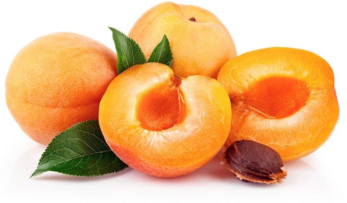 Натуральное абрикосовое масло, абрикосы фото