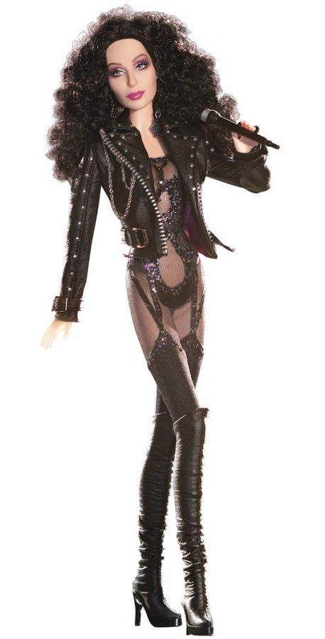 Кукла Барби певица