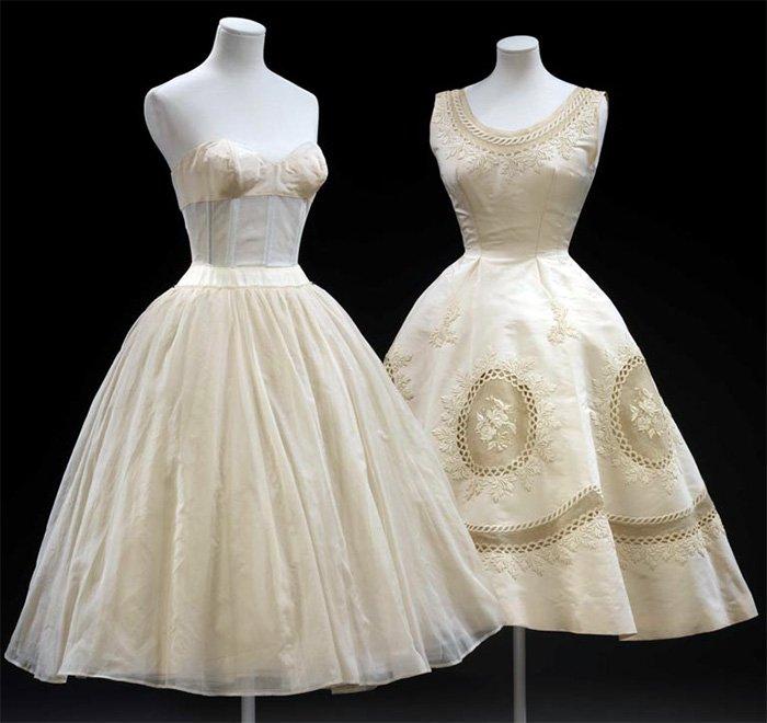 Пьер Бальмен винтажное платье