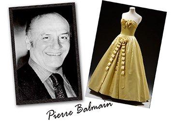 История бренда Balmain