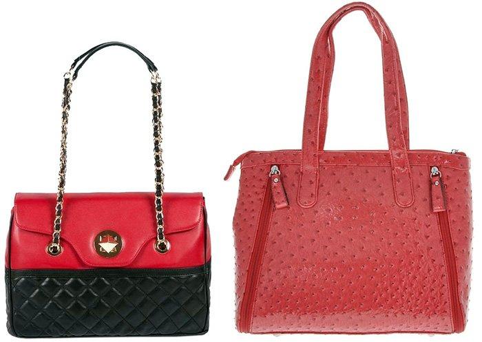 Модные женские сумки из экокожи, фото