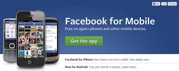 Социальная сеть facebook фото