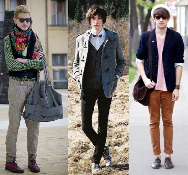 Стиль хипстеров в фотографиях: http://mylitta.ru/904-hipster.html