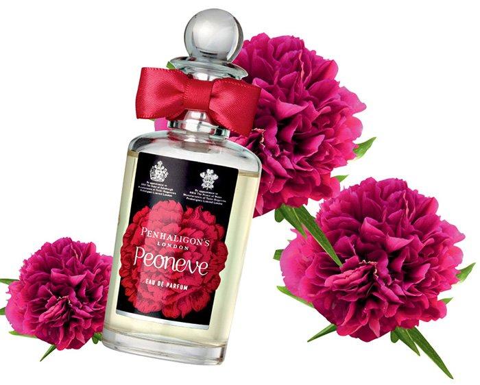 духи с ароматом пиона - парфюмер Оливье Кресп