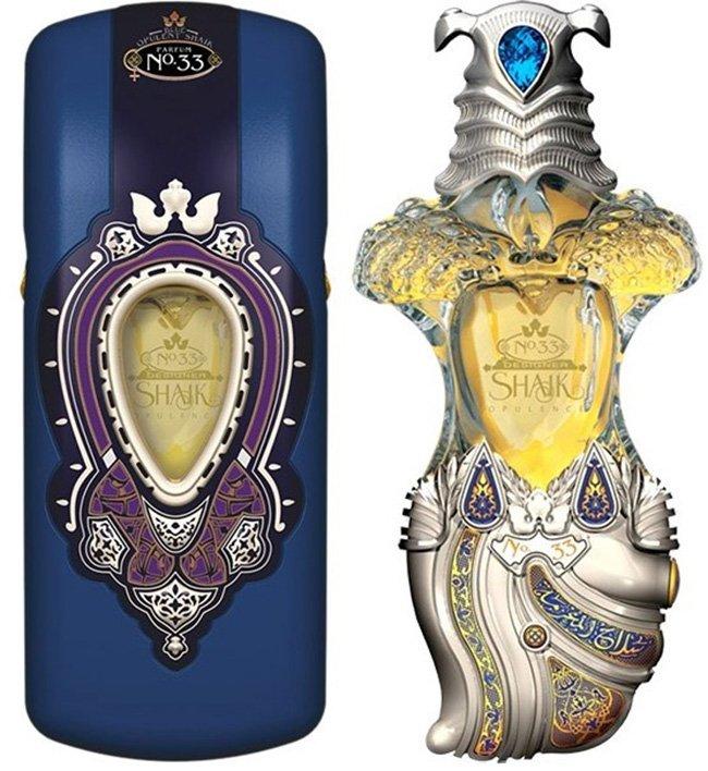 духи с ароматом пиона - Shaik Opulent Shaik Parfum 33